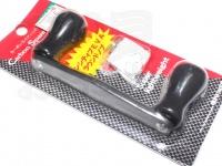 エイテック CH-B カーボンスペアハンドル - カーボンスペアハンドル 101AD #ブラック 約85mm