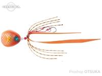 エイテック クレイジー - タイラバ #02 オレンジ 100g