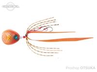 エイテック クレイジー - タイラバ #02 オレンジ 150g
