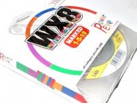 エイテック ライン - パワーアイPE WX8マークド 10m×5色マーキング 0.8号(14lb) 150m巻き