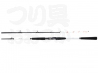エイテック フネタツ - イカシャクリ150-150 標準自重163g 1.50m 錘負荷100-160号 8:2調子