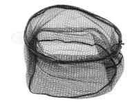エイテック ランディングギアネット - オーバル40 2折 #ブラック 枠サイズ 40×32cm