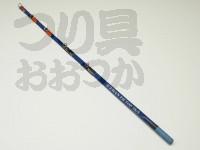 エイテック アイスマン FHトップ - SS/S 青 元径5mm 錘負荷0.8〜1.5g