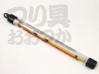 エイテック アイスマン FHトップ - M/L 黄 元径5mm 錘負荷2.0〜4.0g