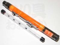エイテック アイスマン ワカサギ グリップ - CB-2 オレンジ 全長:0.23m 自重:69g