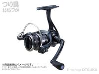 エイテック クレイジーSP - 4000 ギヤ比6.2:1 自重270g PE1.5-350m/PE2.0-300m