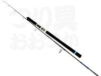 エイテック クレイジー -  ジギングシャフト S63MH  6.3ft ルアーMAX200g