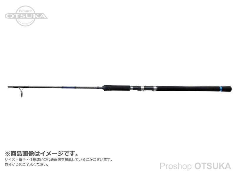 エイテック クレイジー クレイジー ジギングシャフト S63M 6.3ft ルアーMAX180g
