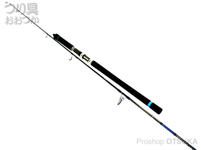 エイテック クレイジー クレイジー ジギングシャフト S63MH 6.3ft ルアーMAX200g