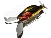 アダスタ ザックロール - ハートブラスター #25 MYRH 90mm 33g フローティング