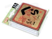 ダン へら名人 - 道糸ブラウン ブラウン 0.6号
