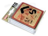 ダン へら名人 - 道糸ブラウン ブラウン 0.8号
