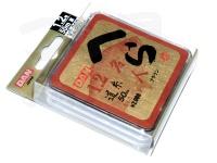 ダン へら名人 - 道糸ブラウン ブラウン 1.2号