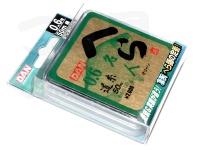 ダン へら名人 - 道糸グリーン グリーン 0.6号