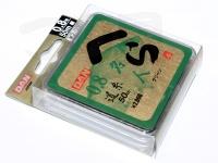 ダン へら名人 - 道糸グリーン グリーン 0.8号