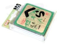 ダン へら名人 - 道糸グリーン グリーン 1.2号