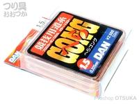 ダン ヘラゴング - 競技用道糸フロロ - 1.5号