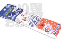 浜田商会 ひんやりネックバンダナ - しろくまのきもち 水玉オレンジ 4×84cm