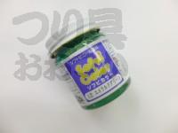 ナガシマ ソフトビニール塗料 - ソフビカラー #12 エメラルドグリーン 30cc
