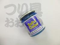 ナガシマ ソフトビニール塗料 - ソフビカラー #14 スカイブルー 30cc