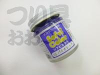 ナガシマ ソフトビニール塗料 - ソフビカラー #15 バイオレット 30cc