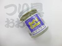 ナガシマ ソフトビニール塗料 - ソフビカラー #31 クリアー 30cc
