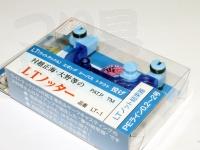 ファジー LTノッター - LT-1 #ブルー PE:0.2-2号