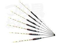 ラインシステム クルージャンストライドⅣ 2019 - DAG(両ダンゴ) 漆黒 #7T135XB110X足74mm