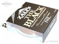 ラインシステム ザルツ -  ザ ブラック NL #ゴールド 8lb 比重1.14 ナイロン(ポリアミド)