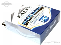 ラインシステム ザルツ -  バスハード FC # クリア 8lb 比重1.78