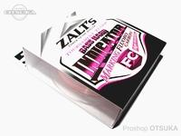 ラインシステム ザルツ -  バスハード インジケーター FC #オレンジマーキング 5lb 比重1.78 フロロカーボン