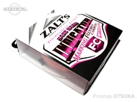 ラインシステム ザルツ -  バスハード インジケーター FC #オレンジマーキング 6lb 比重1.78 フロロカーボン