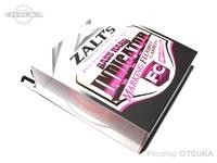 ラインシステム ザルツ -  バスハード インジケーター FC #オレンジマーキング 14lb 比重1.78 フロロカーボン