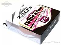 ラインシステム ザルツ -  バスハード インジケーター FC #オレンジマーキング 2.5lb 比重1.78 フロロカーボン