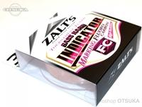 ラインシステム ザルツ -  バスハード インジケーター FC #オレンジマーキング 3lb 比重1.78 フロロカーボン