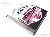 ラインシステム ザルツ -  バスハード インジケーター FC #オレンジマーキング 7lb 比重1.78 フロロカーボン