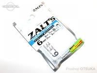 ラインシステム ザルツ - ネコチューブ 青木大介モデル # クリア 内径6mm 外径7.5mm 長さ2mm
