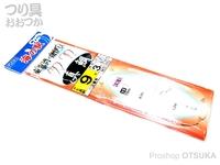 ヤマカワ 海の駅 - MD-552 針9号幹糸3号全長10m 東京湾・南伊豆真鯛
