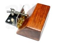泡づけ本舗 角度調整付角木 -  木製 # 3.7cmX6.5cm×5.5cm