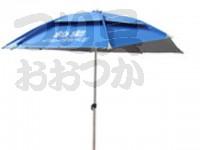 泡づけ本舗 釣宝パラソル100晴雨兼用 -  #ブルー 100cm