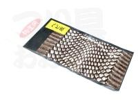 へらがみ ヘビ皮 - - #ヘビ皮 約10.5cm×6.5cm
