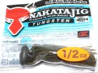 ジャッカル ナカタジグ -  1/2oz #グリーンパンプキンシード 1/2oz エコタックル認定