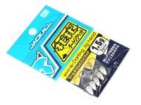 ジャッカル ジグヘッド - キビキビ ダート - サイズ 1.5g
