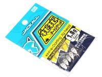 ジャッカル ジグヘッド - キビキビ ダート - サイズ 1.8g