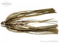 ジャッカル タングステンカスタムシンカー - ホールネイル #グリーンパンプキンペッパー 3/16oz5.0g