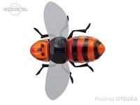 ジャッカル バグドッグ -  #スズメバチ 37mm 3.1g