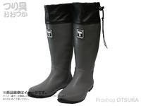 ジャッカル パッカブルブーツ -  #チャコール Sサイズ 24-24.5cm