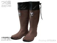 ジャッカル パッカブルブーツ -  #ブラウン Sサイズ 24-24.5cm