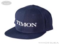 ティモン キャップ - フラット #ネイビー フリー