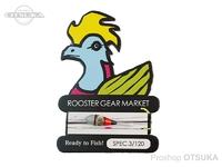 ジャッカル RGM(ルースターギアマーケット) - レディ トゥ フィッシュ -. スペック3 120